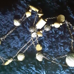 Knitters necklace!
